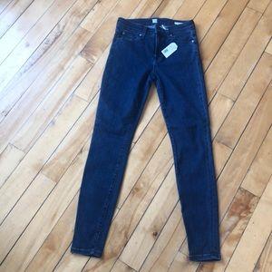 Agave Denim High Waist Skinny Jeans, NWT!